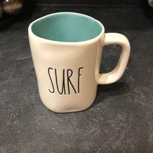 Rae Dunn SURF Mug